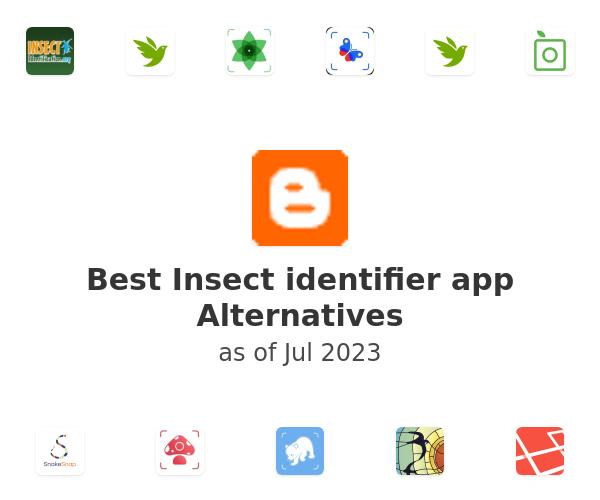 Best Insect identifier app Alternatives