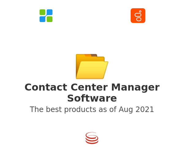 Contact Center Manager Software