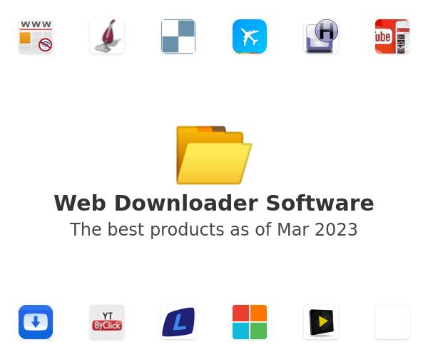 Web Downloader Software