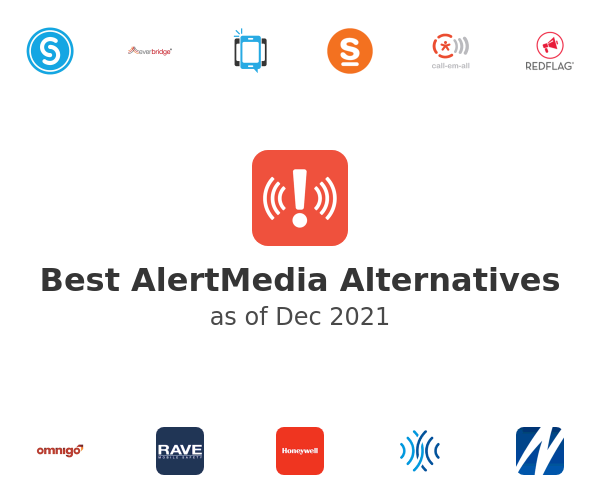 Best AlertMedia Alternatives