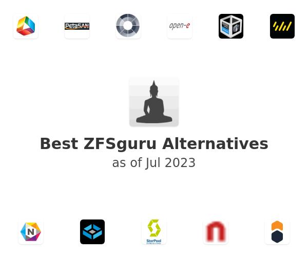 Best ZFSguru Alternatives
