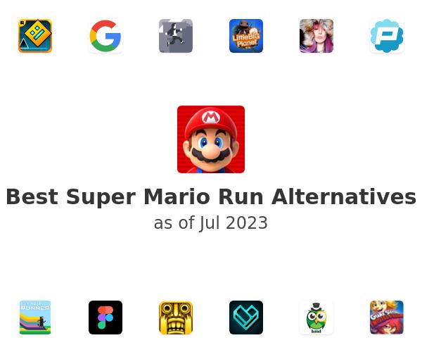 Best Super Mario Run Alternatives