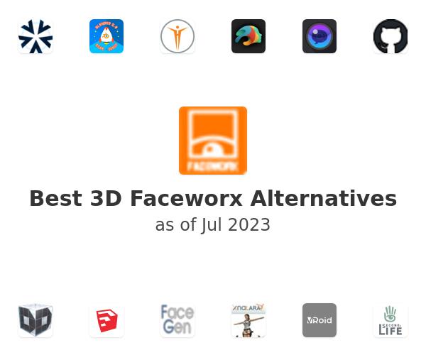 Best 3D Faceworx Alternatives