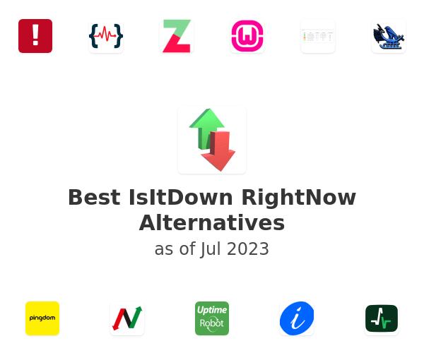 Best IsItDown RightNow Alternatives
