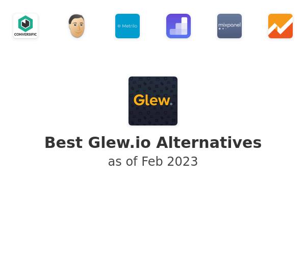 Best Glew.io Alternatives
