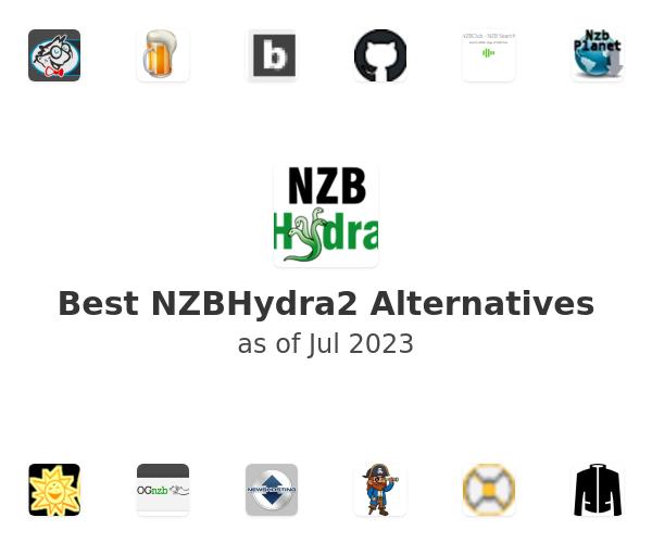 Best NZBHydra2 Alternatives