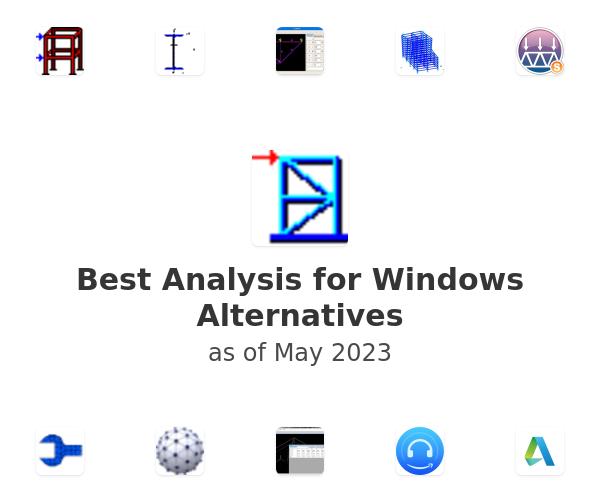 Best Analysis for Windows Alternatives
