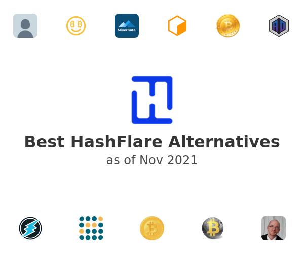 Best HashFlare Alternatives