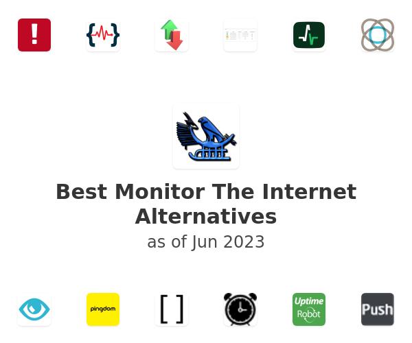 Best Monitor The Internet Alternatives