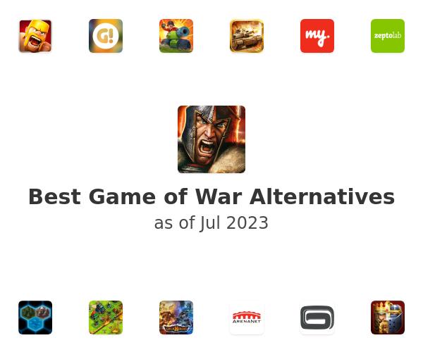 Best Game of War Alternatives