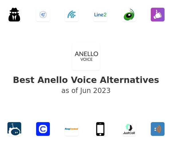 Best Anello Voice Alternatives