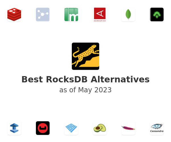 Best RocksDB Alternatives