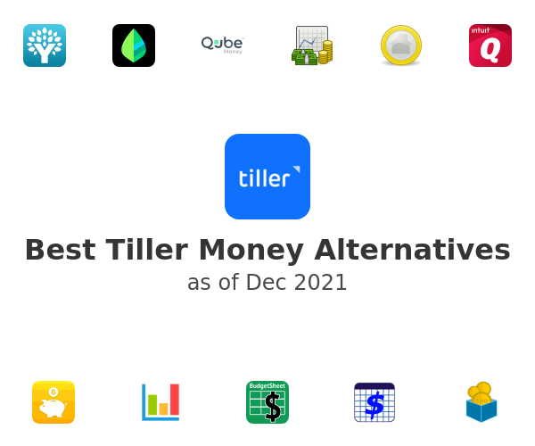Best Tiller Money Alternatives