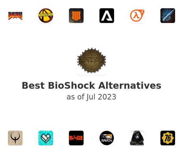 Best BioShock Alternatives
