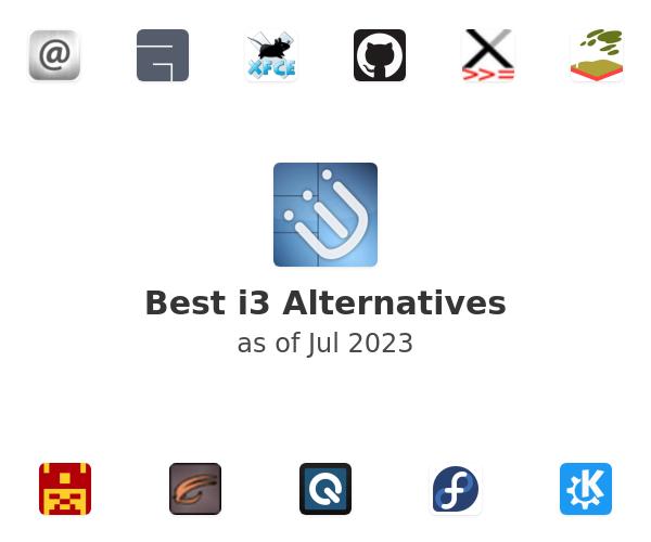 Best i3 Alternatives