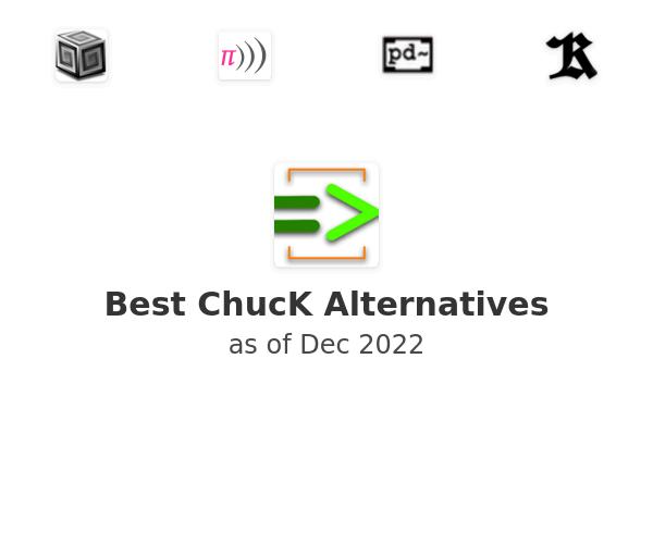 Best ChucK Alternatives