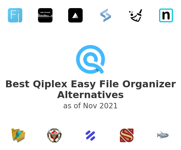 Best Organize My Files Alternatives