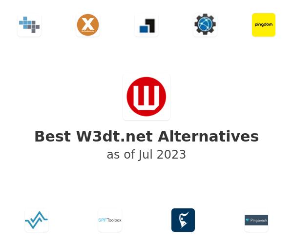 Best W3dt.net Alternatives