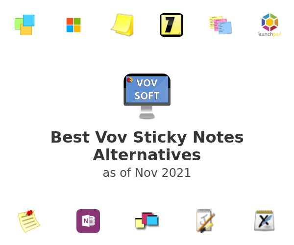 Best Vov Sticky Notes Alternatives