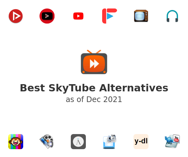 Best SkyTube Alternatives