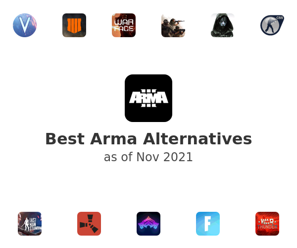 Best Arma Alternatives