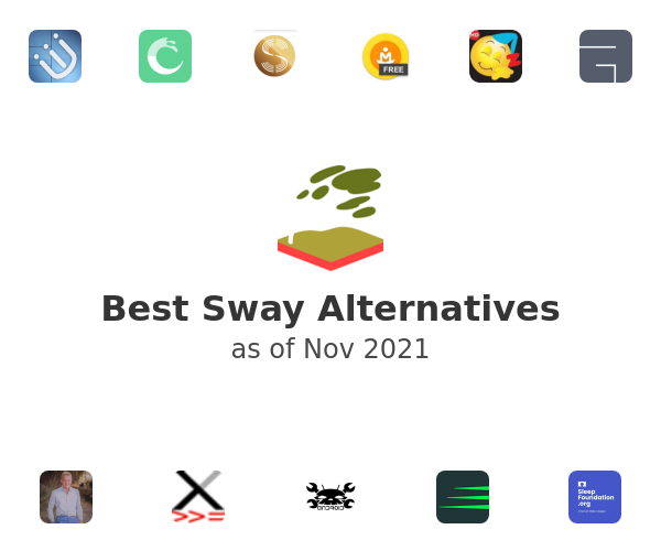 Best Sway Alternatives