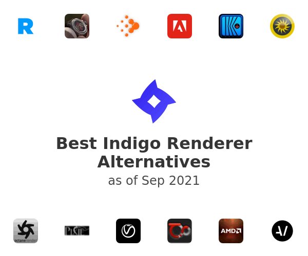 Best Indigo Renderer Alternatives