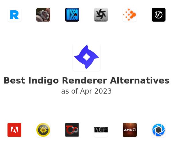 Best Indigo Renderer Alternatives