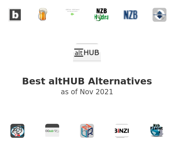 Best altHUB Alternatives