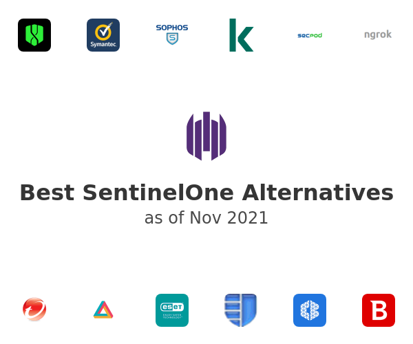 Best SentinelOne Alternatives