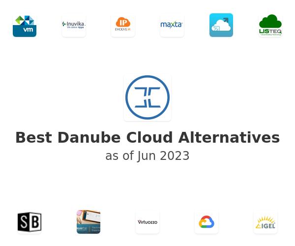 Best Danube Cloud Alternatives