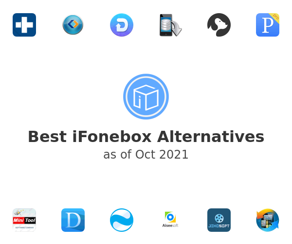 Best iFonebox Alternatives