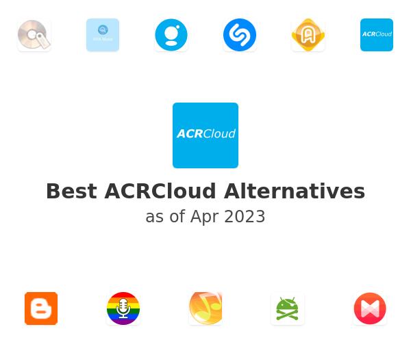 Best ACRCloud Alternatives
