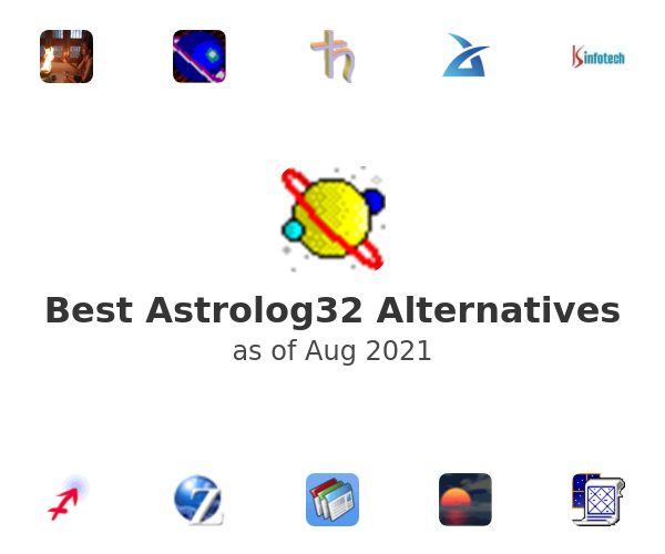 Best Astrolog32 Alternatives