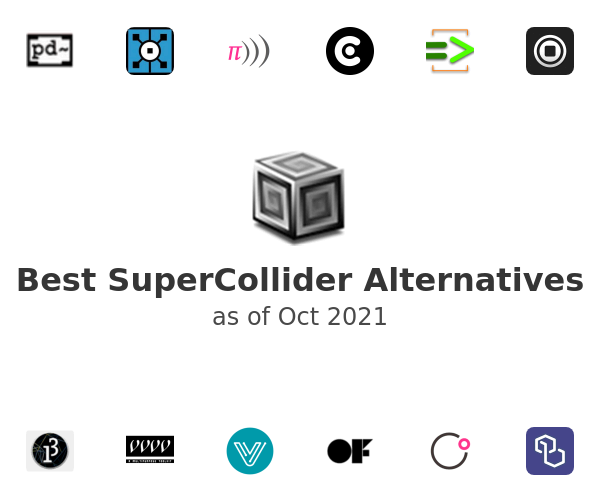 Best SuperCollider Alternatives