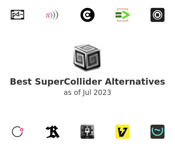Best SuperCollider Alternatives