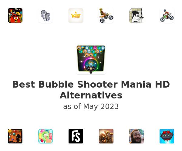 Best Bubble Shooter Mania HD Alternatives
