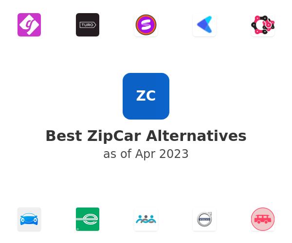 Best ZipCar Alternatives