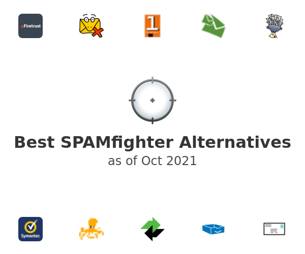 Best SPAMfighter Alternatives