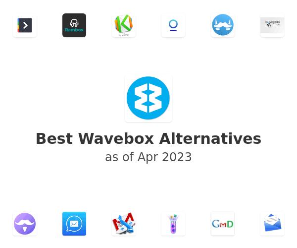 Best Wavebox Alternatives