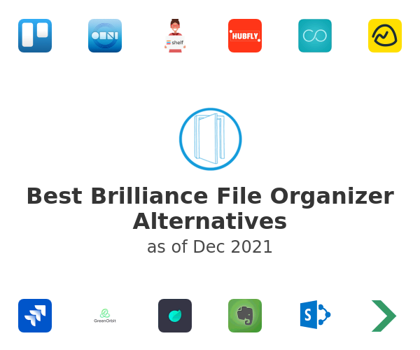 Best Brilliance File Organizer Alternatives