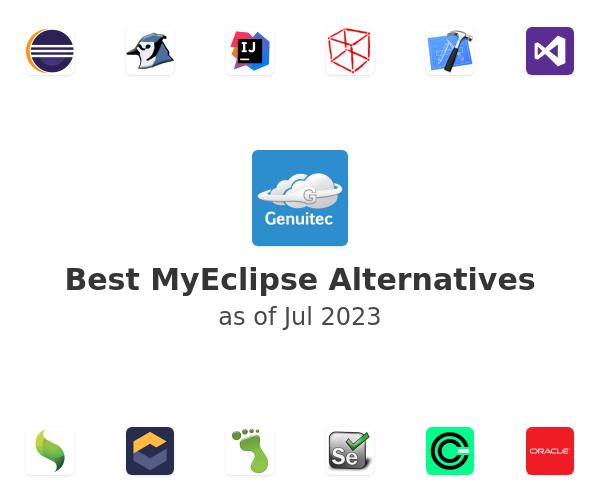 Best MyEclipse Alternatives