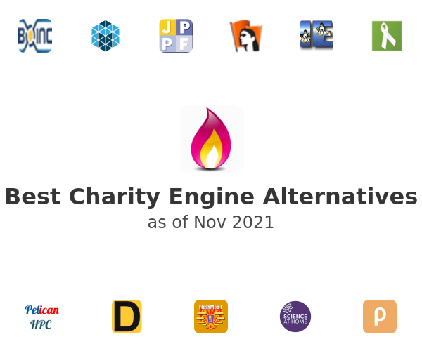 Best Charity Engine Alternatives