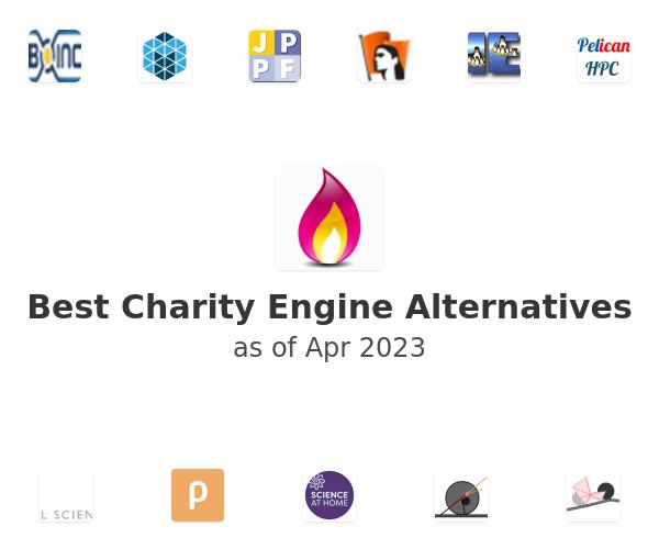 Best Charity Engine Alternatives