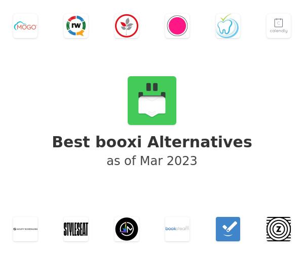 Best booxi Alternatives