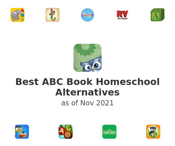 Best ABC Book Homeschool Alternatives