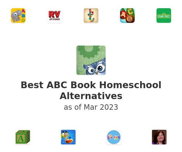 Best ABC Book Homeschool Alternatives