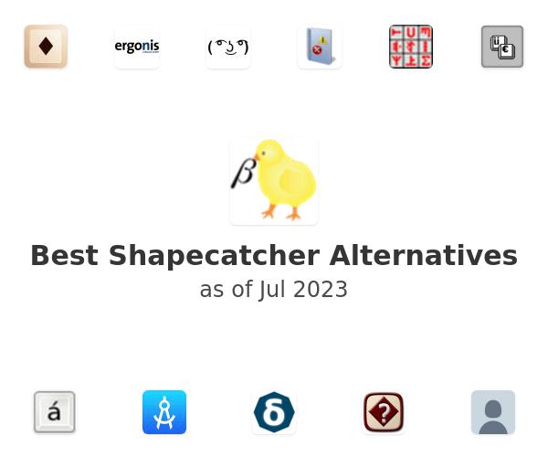 Best Shapecatcher Alternatives