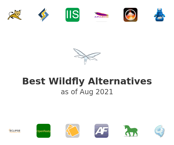 Best Wildfly Alternatives
