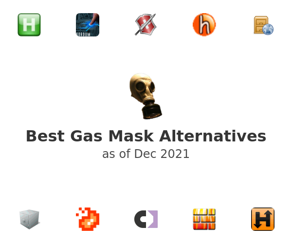 Best Gas Mask Alternatives